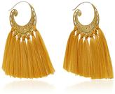 Jaline Gold Elsa Tassel Earring