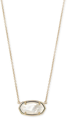 Kendra Scott Elisa 18k Gold Vermeil Pendant Necklace