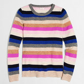 J.Crew Factory Striped Teddie sweater