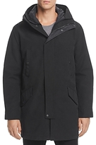 Cole Haan Waterproof Three-in-One Hooded Coat