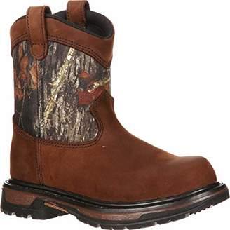 Rocky Unisex-Kid's FQ0003633 Mid Calf Boot