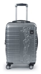"""FUL Disney Toy Story 4 Woody 21"""" Spinner Suitcase"""