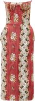 Brock Collection Delfina Bustier Dress