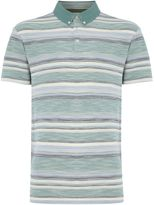 Linea Washington Slub Stripe Polo