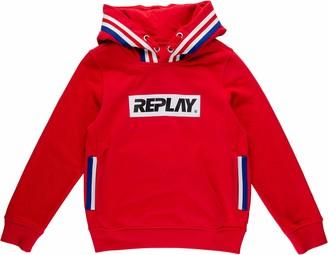 Replay Boy's Sb2429.051.22739 Hoodie
