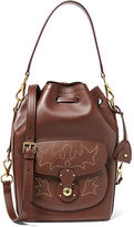Ralph Lauren Studded Ricky Drawstring Bag