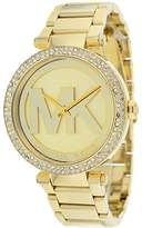 Michael Kors MK5784 Women's Parker Stainless Steel Watch with Crystal Accents