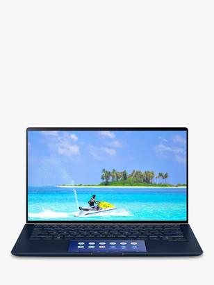 ASUS ZenBook 14 UX434FAC-AI247T Laptop with ScreenPad 2.0, Intel Core i7 Processor, 16GB RAM, 512GB SSD + 32GB Intel Optane, 14 Full HD, Royal Blue