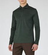 Reiss Santi Cotton Polo Shirt