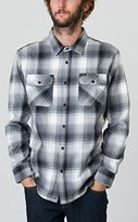 RVCA Men's Highland Plaid Shirt