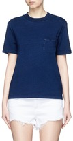 AG Jeans 'Cinque' patch pocket T-shirt