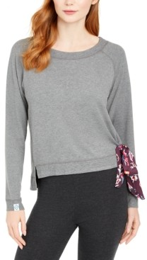 Vera Bradley Sonoma French Terry Cropped Pajama Sweatshirt, Online Only
