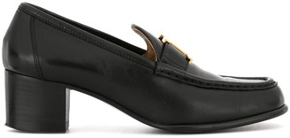 Hermes pre-owned Constance loafers