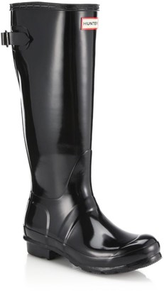 Hunter Original Tall Gloss Rain Boots