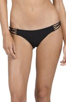 Volcom Women's Simply Solid Tiny Bikini Bottoms