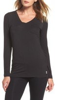 DKNY Women's 'City Essential' Long Sleeve Tee