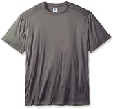 Russell Athletic Men's Big and Tall Heather Performance Crew T-Shirt