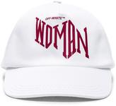 Off-White Woman Baseball Cap