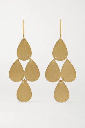 Irene Neuwirth 18-karat Gold Earrings - one size