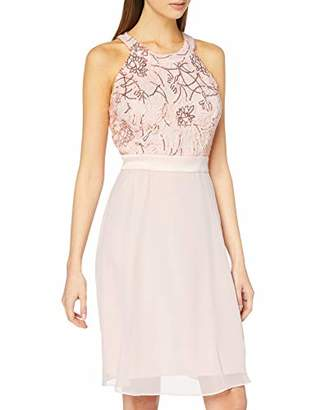 S'Oliver BLACK LABEL Women's 70.902.82.72 Dress,12 (Size: )