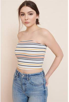 Garage The Essential Ribbed Tube Top