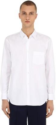 Comme des Garcons Cotton Poplin Shirt