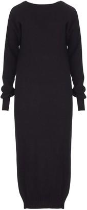 Salanida Lungo Dress - Black