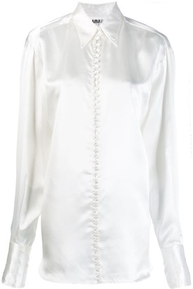 MM6 MAISON MARGIELA Multi Button Shirt