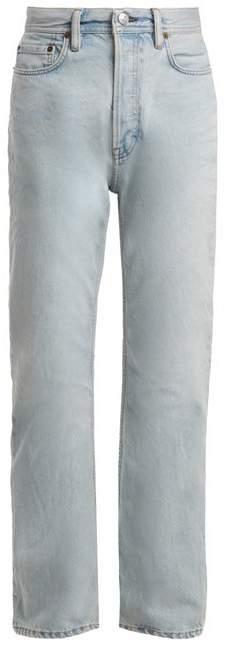 Acne Studios Long straight-leg boyfriend jeans
