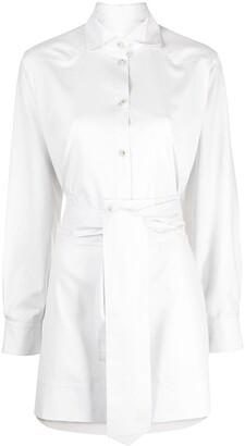 Raquette Cloud shirt dress