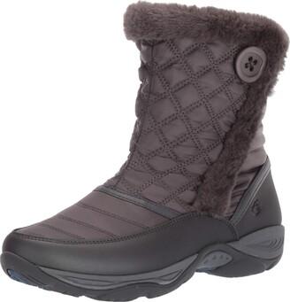 Easy Spirit Women's EXPOSURE2 Ankle Boot Grey 9 W US