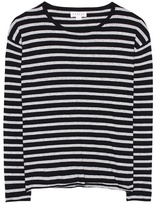 Velvet Britan striped top