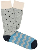 J.Mclaughlin Colorblock Socks
