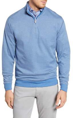 Peter Millar Crown Comfort Quarter Zip Pullover