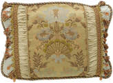 Dian Austin Couture Home King Petit Trianon Scalloped Floral Sham