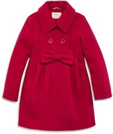 Kate Spade Girls' Fit-and-Flare Coat - Sizes 7-14