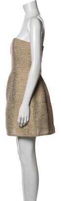 Ter Et Bantine Strapless Mini Dress