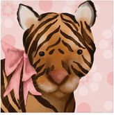 Oopsy Daisy Fine Art For Kids Ava the Tigress Canvas Wall Art