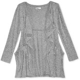 Epic Threads Open-Front Cardigan, Big Girls (7-16), Only at Macy's