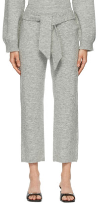 Nanushka Grey Nea Lounge Pants