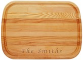 The Well Appointed House Personalized Large Cutting Board