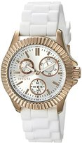 Invicta Women's 'Angel' Quartz Stainless Steel Casual Watch (Model: 22098)