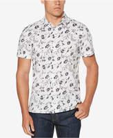 Perry Ellis Men's Floral-Print Shirt