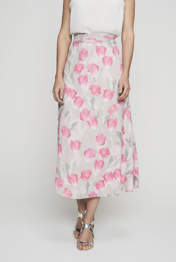 81a0c75ac1 Pink Tulip Skirt - ShopStyle UK
