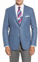 Hickey Freeman Men's Beacon Classic Fit Wool & Cashmere Blazer