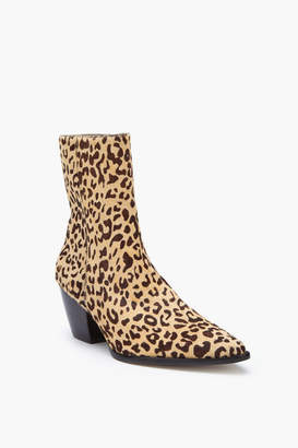 Matisse Leopard Caty Boots