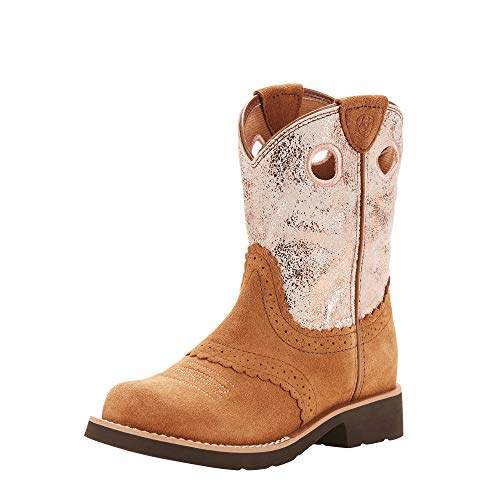 Ariat Unisex-Kids Fatbaby Cowgirl Western Boot