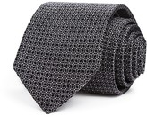 Eton of Sweden Slate Square Neat Classic Tie