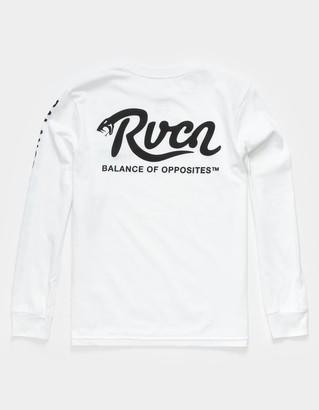 RVCA Hiss Boys T-Shirt