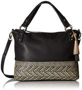 Jessica Simpson Brandi Shopper Cross-Body Bag
